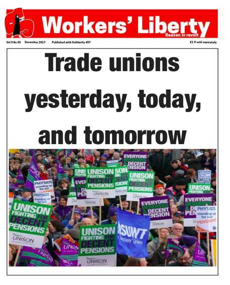 Workers' Liberty magazine