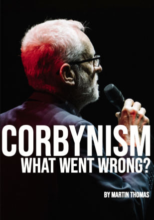Corbynism cover