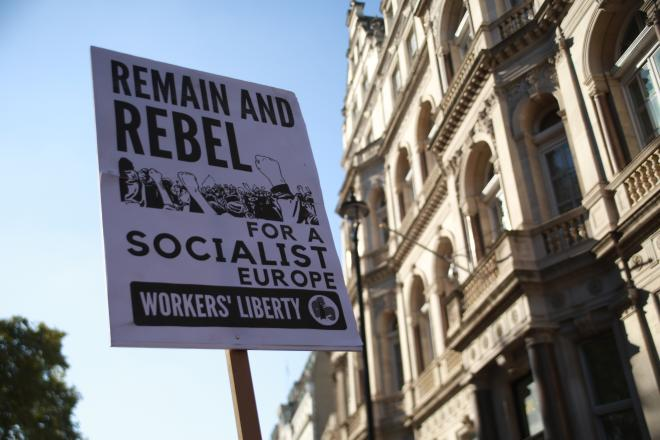 Remain and rebel
