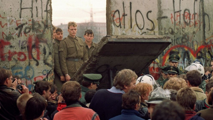 The Berlin Wall And Socialism Workers Liberty