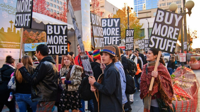 Black Friday And The Folly Of Anti Consumerism Workers Liberty