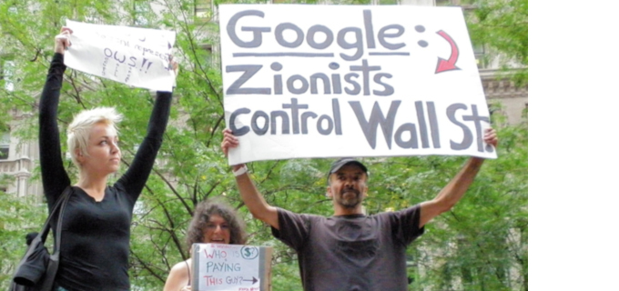 Zionists control Wall Street