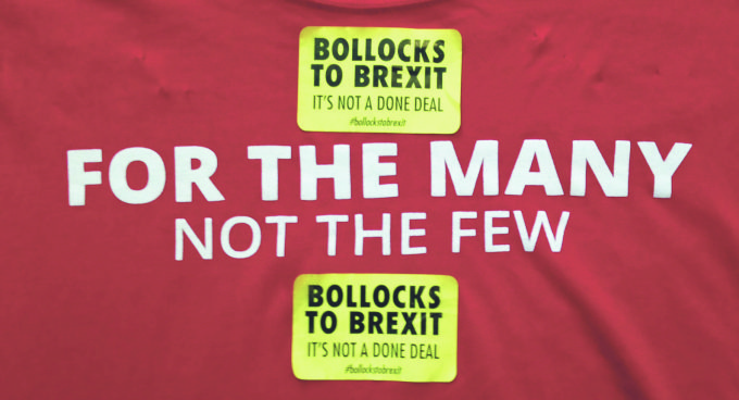bollox to brexit