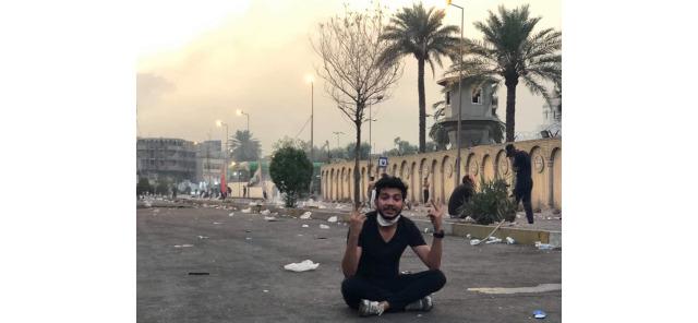 Iraq October 2019