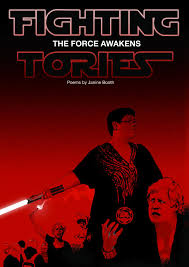 Janine Booth's book Fighting Tories: The Force Awakens