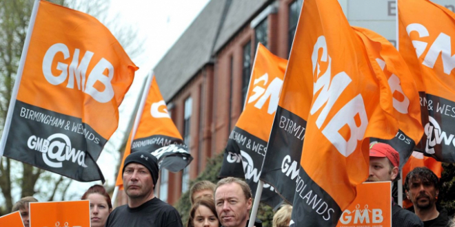GMB flags