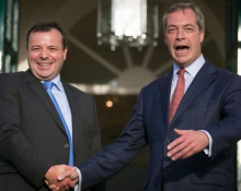 Banks and Farage