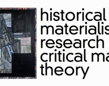 Historical Materialism logo