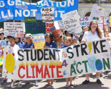 School climate strikers