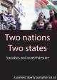 Two nations, two states pamphlet cover
