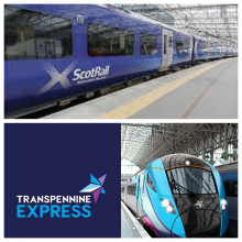 ScotRail and TransPennine Express