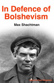 In defence of Bolshevism front cover
