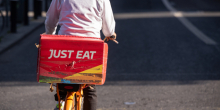 Just Eat worker