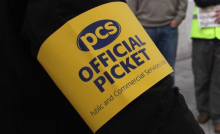 PCS picket