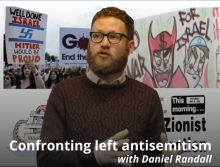 What is left antisemitism, and how can it be confronted? With Daniel Randall