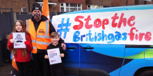 British Gas strike