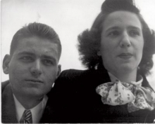 Julius and Phyllis Jacobson