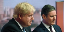 Johnson and Starmer