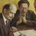 Lenin and Sverdlov and Dzherzhinsky