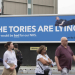 Tories are lying