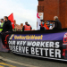 Go North West pickets