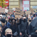 Polish abortion rights protest