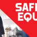 Safe & Equal graphic