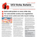 UCU Strike Bulletin: Build solid pickets on every strike day (March 2020)