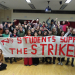 Student strike solidarity