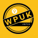 WPUK logo on yellow background