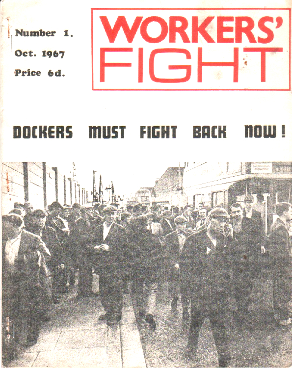 Workers Fight no.1