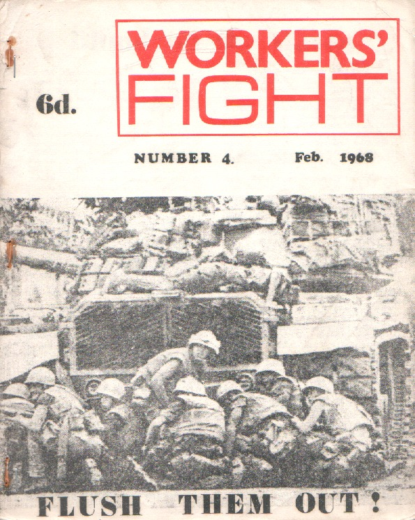 Workers Fight no.4