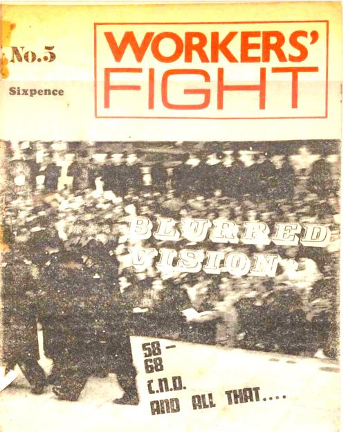 Workers Fight no.5