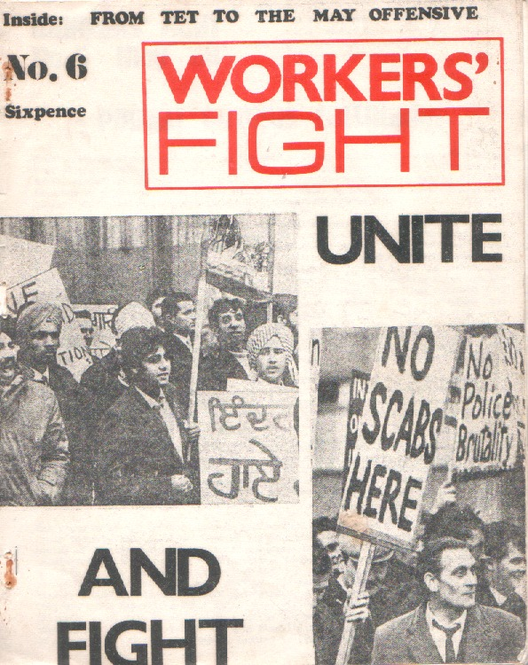 Workers Fight no.6