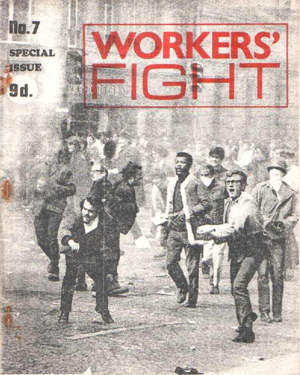 Workers Fight no.7