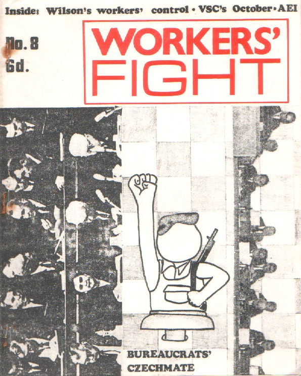 Workers Fight no.8